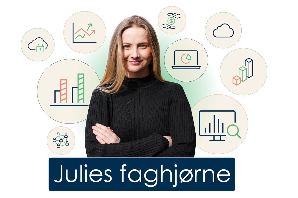 Julies Faghjørne 1200x800